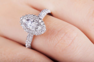 Radiant Cut Engagement rings